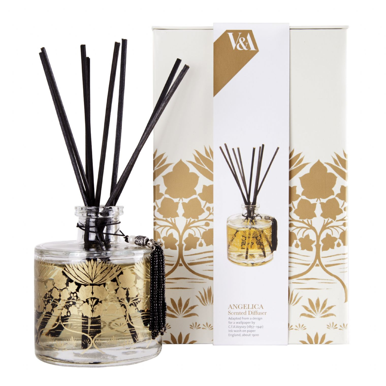 Angelica Vanilla Patchouli Amber V A Collection Shearer Candles