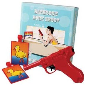 Bathroom Duck Shoot - Bathtime Fun Bath Toy