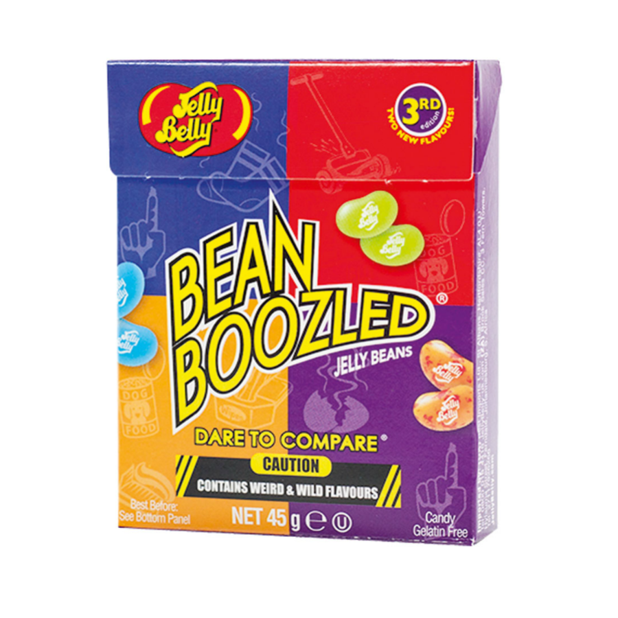 Bean Boozled Canned Dog Food