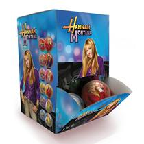 HANNAH MONTANA Soft PLAY BALL Surprise Lucky Dip Play Balls - 6 To Collect
