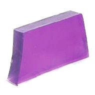 Lavender Glycerin Soap Slice - Bath Bubble & Beyond 100g