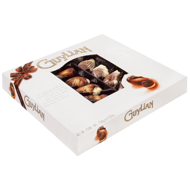 White Chocolate Seashells Uk