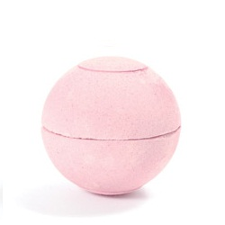 Strawberry Surrender Scented Bath Fizzers Bombs - Bath Bubble & Beyond 2 x 100g