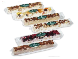 Carlier Deluxe Luxury Soft Nougat