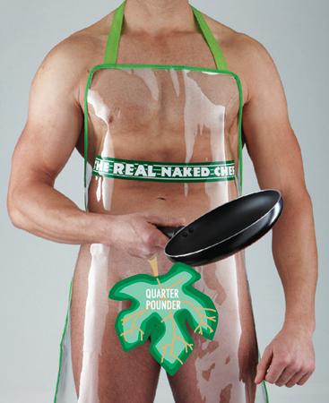 Naked apron Nude Photos 47