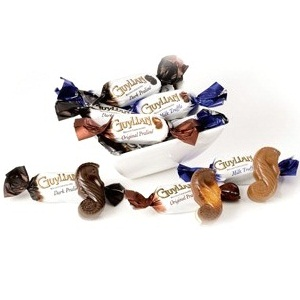 100 x Individually Wrapped Seahorse Temptations GUYLIAN Belgian Chocolates 11g (One Supplied)