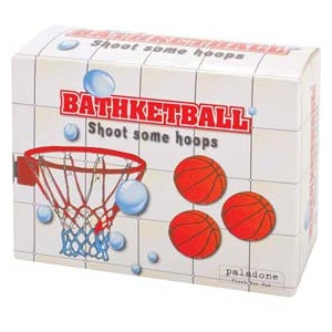 Bath Slamdunk BathketBall - Bathtime Basketball Fun Bath Toy