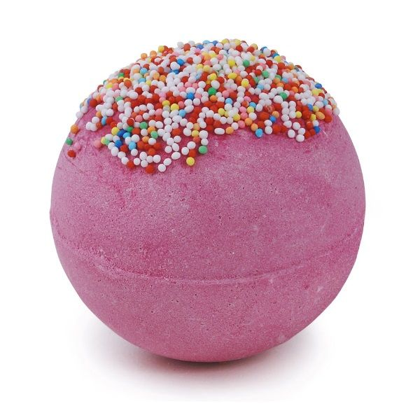 Candy Girl Bubblegum Scented Bath Fizzers Bombs Gift Box - Bath Bubble & Beyond 180g