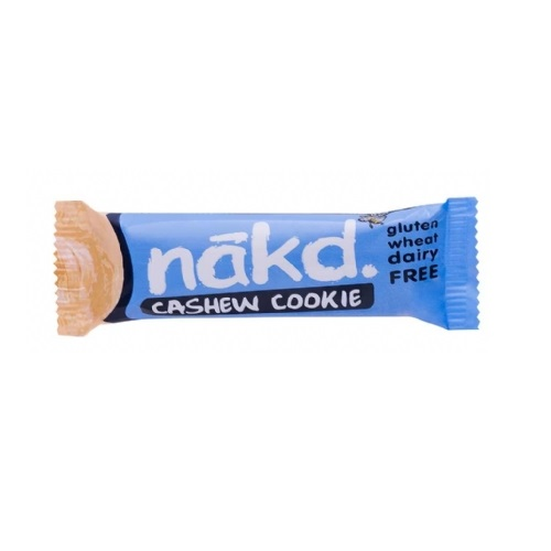 Cashew Cookie - Nakd Raw Fruit & Nuts Bars 35g