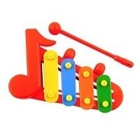 Children's Mini Xylophone - Musical Instrument Music Maker
