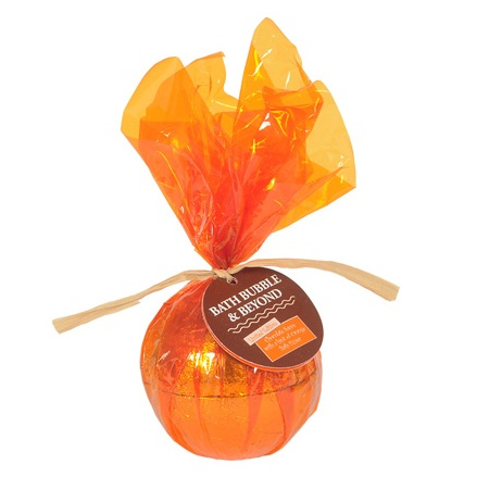 Chocolate Orange Scented Bath Fizzers Bombs - Bath Bubble & Beyond 2 x 100g