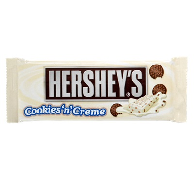 Cookies N Creme Hershey S American Candy White Chocolate