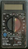Digital Multimeter - DT 830B