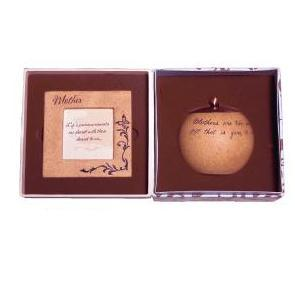 MOTHER Comfort Candles Gift Set - Mum Picture Frame & Tealight Candle Holder