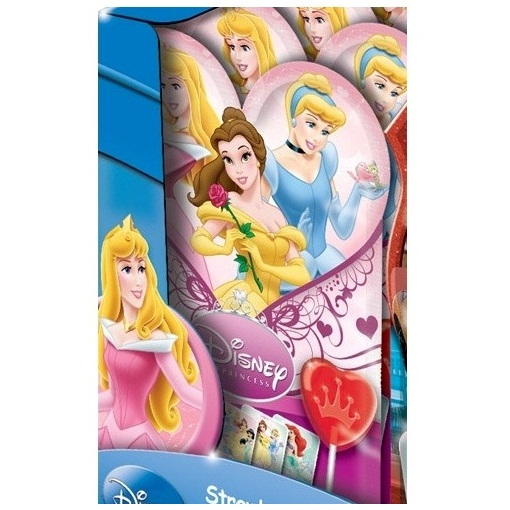PRINCESS Disney - Popping Candy Lolly Dipper & Sticker