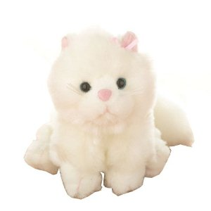Persian Cat - Webkinz Lil Kinz Plush Toy