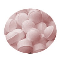 Peruvian Cherry Mini Bath Marbles Fizzers - Bath Bubble & Beyond 10g Each
