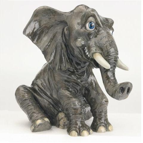 RAVI - Little Paws Critters - African ELEPHANT
