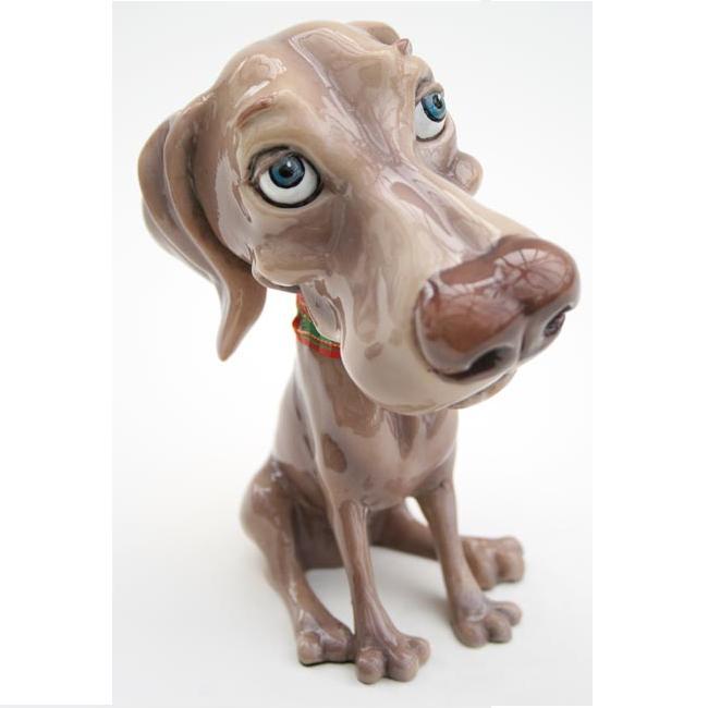 Rocco Little Paws Weimaraner Dog