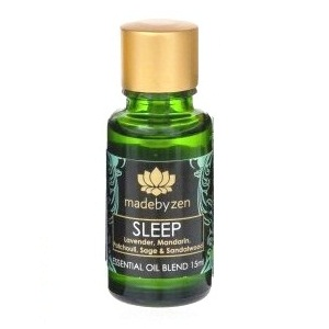 SLEEP Purity Range - Scented Essential Oil Blend Made By Zen 15ml