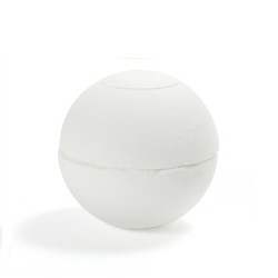 Snowmusk Winter Christmas Scented Bath Fizzers Bombs - Bath Bubble & Beyond 2 x 100g