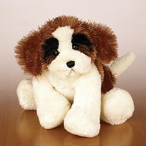 St Bernard Dog Webkinz Lil Kinz Plush Toy