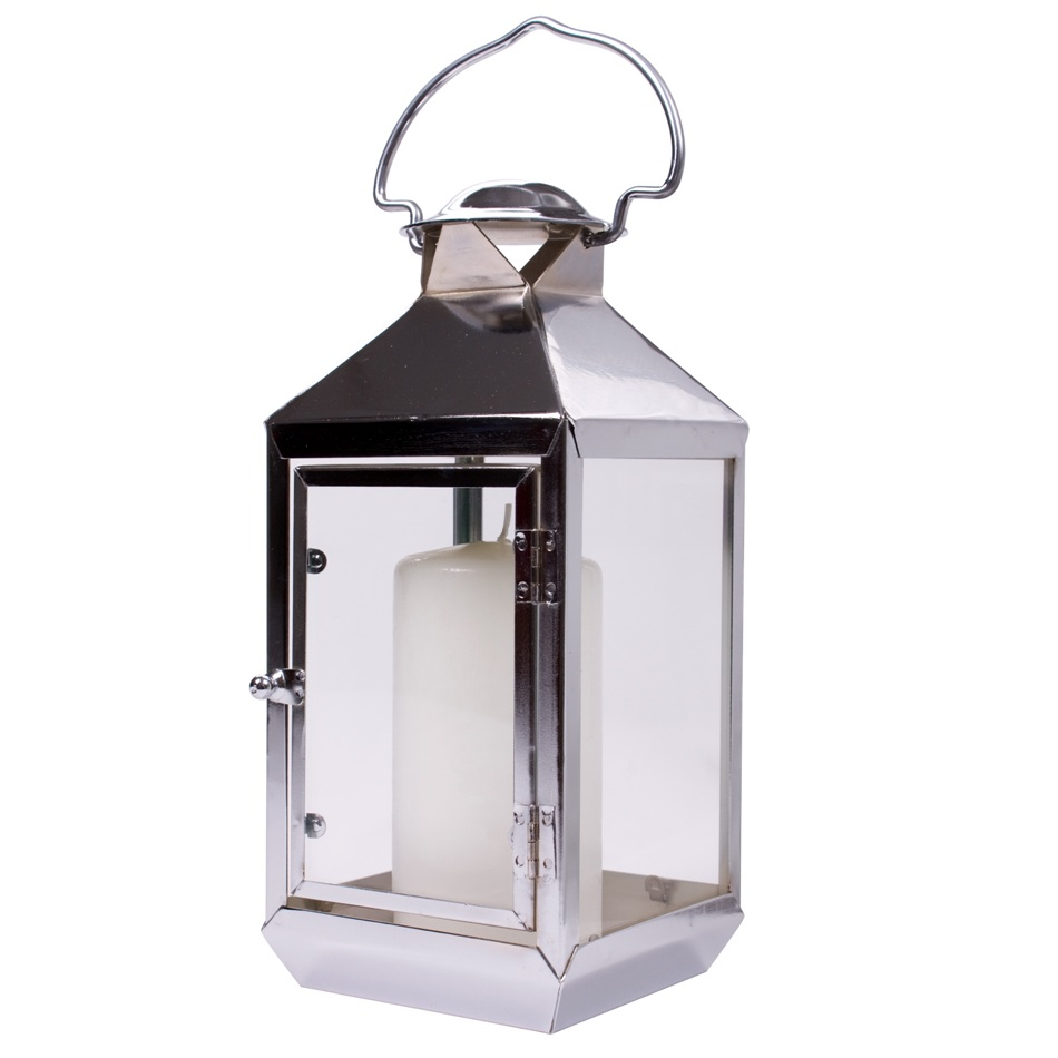 Rechargeable Alkaline Batteries >> Stainless Steel Storm Metal Lantern - Shearer Candles ...