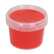 Strawberry Surrender Shower Bath Wobble Jelly - Bath Bubble & Beyond 100g