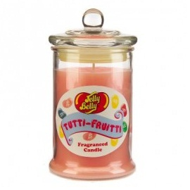 TUTTI-FRUITTI Jelly Belly Scented Candles JAR Wax Lyrical
