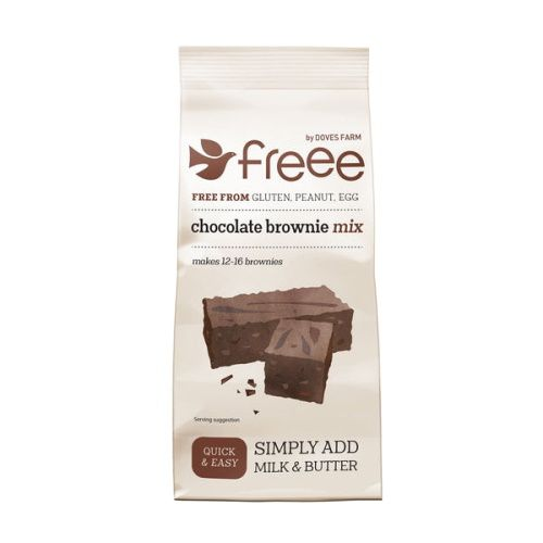 Chocolate Brownie Mix Gluten Free Doves Farm 350g
