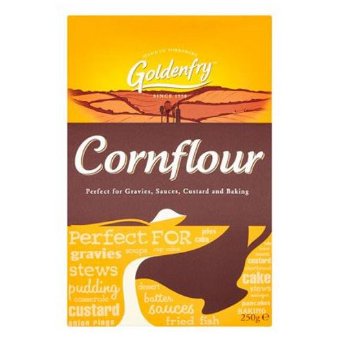 Cornflour Goldenfry Box 250g