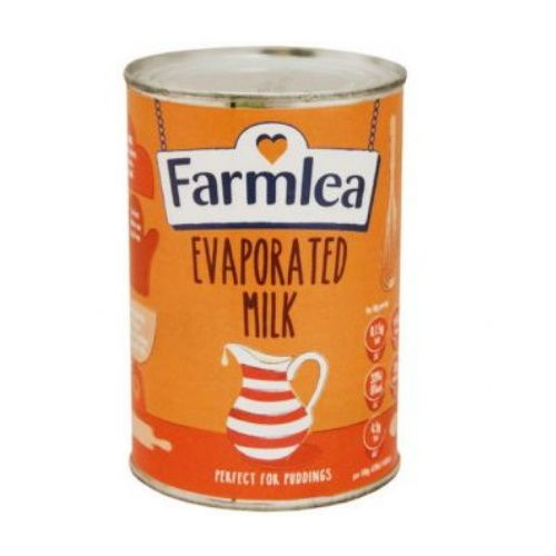 Evaporated Milk Tin Farmlea 410g