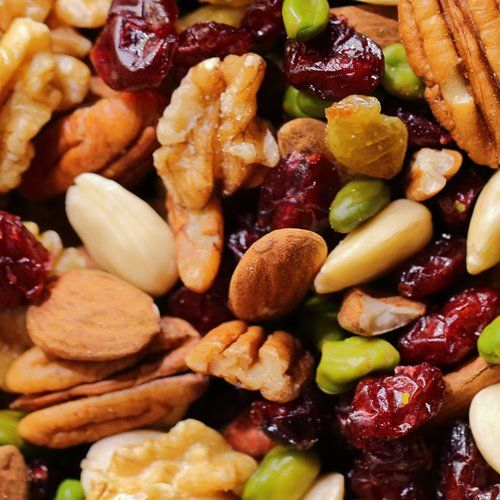 Fruit & Nut Snacks
