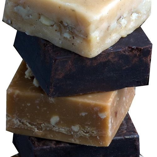 Fudge, Toffee & Nougat