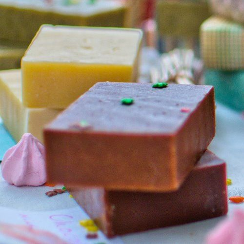 Scented Soaps & Sponges