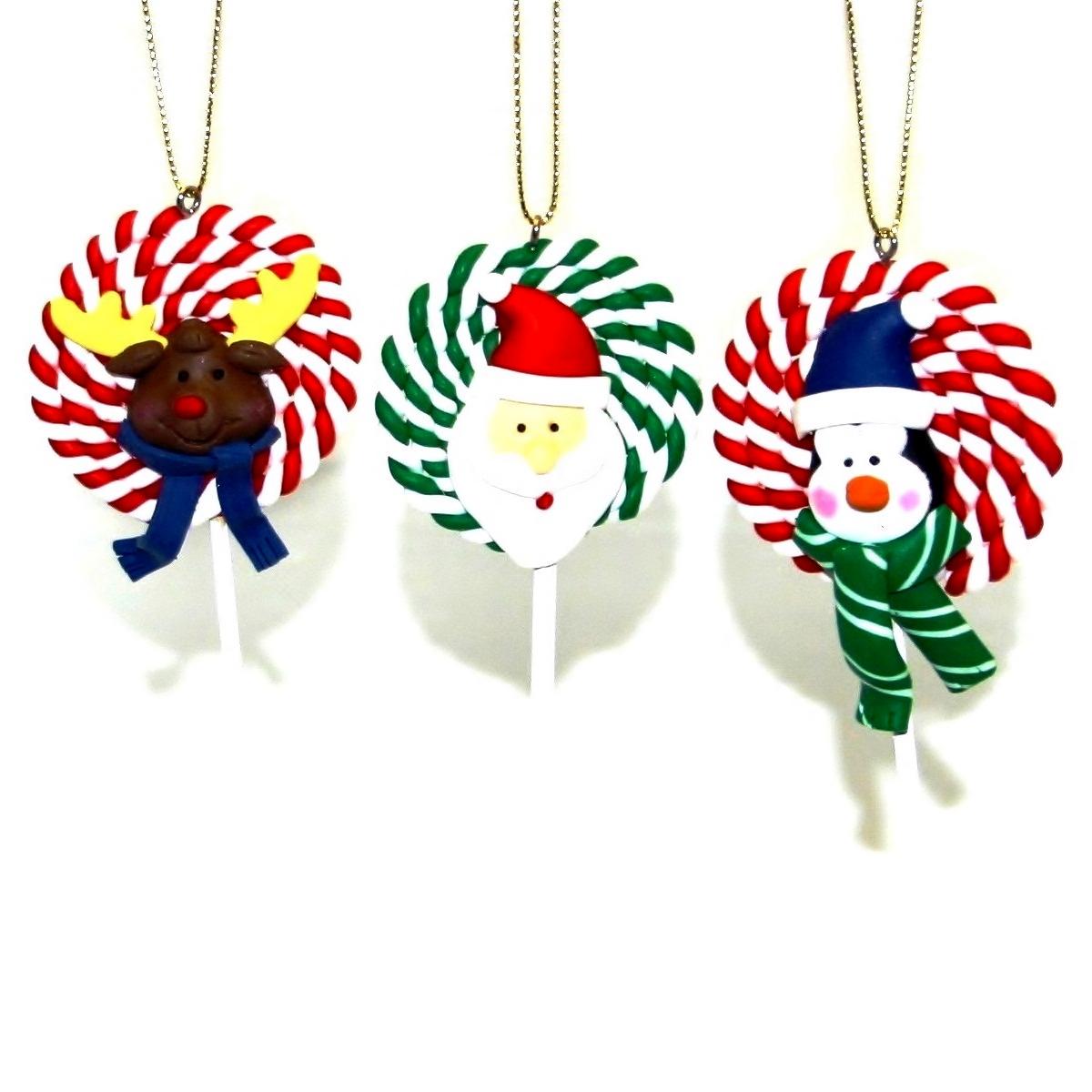 Homemade Christmas Decorations Uk: Clay Christmas Tree Ornaments Handmade
