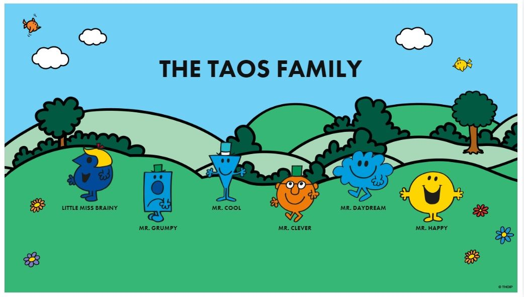 The TAOS Family